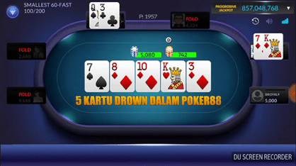 Judi Poker Online Kekinian Link Alternatif Poker88